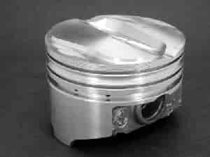 KB Performance Pistons KB119.030 - KB Signature Series Hypereutectic Small Block Chevy Pistons