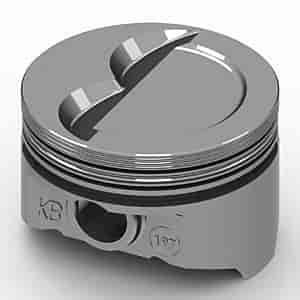 KB Performance Pistons KB197.030 - KB Signature Series Hypereutectic Small Block Chevy Pistons