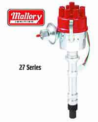 Mallory 2764401 - Mallory Dual Point Distributors