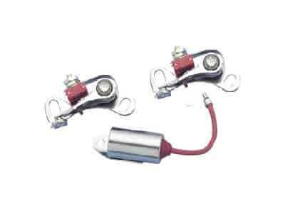 Mallory 29323 - Mallory Distributor Accessories