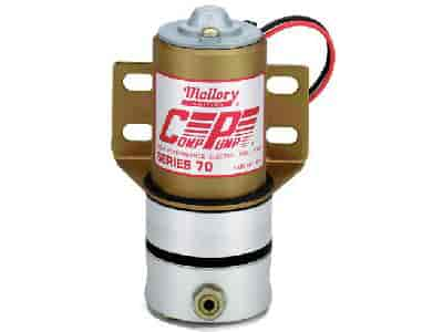Mallory 4070M - Mallory Comp Series Electric Fuel Pumps