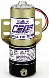 Mallory 4110M - Mallory Comp Series Electric Fuel Pumps