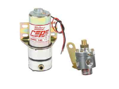 Mallory 4142 - Mallory Comp Series Electric Fuel Pumps