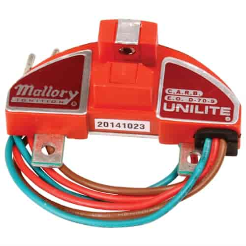 Mallory 605 - Mallory Distributor Caps, Rotors and Accessories