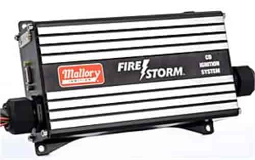 Mallory 69000S - Mallory FireStorm CD Street Ignition Systems