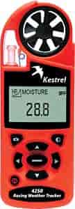 Kestrel 08425 - Kestrel 4250 and 4250B Racing Weather Tracker
