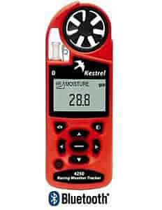 Kestrel 08425B - Kestrel 4250 and 4250B Racing Weather Tracker