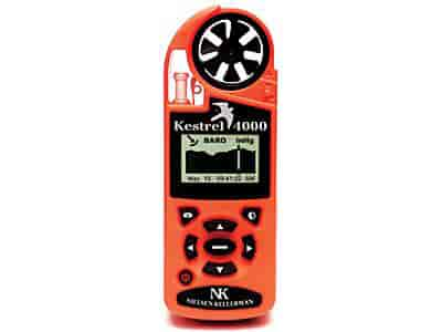 Kestrel 0840ORG - Kestrel 4000/4200 Pocket Weather Tracker