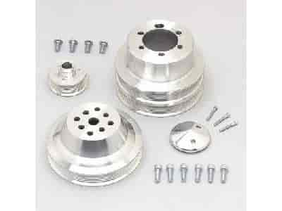 March Performance 10330 - March Chrysler Serpentine Belt Pulley Sets