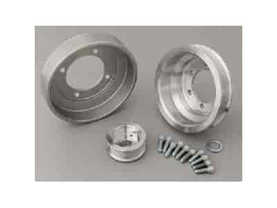 March Performance 10515 - March Chrysler Serpentine Belt Pulley Sets