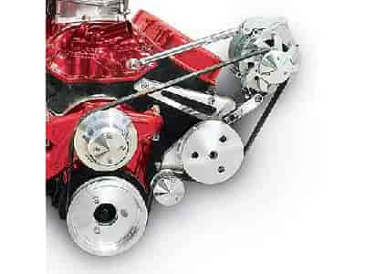 March Performance 20580 - March Big Block Chevy Serpentine Drive Kits