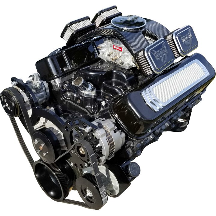March Performance 23655-08 - March Sport Track Serpentine Drive Kits Big Block Chevy Short Water Pump