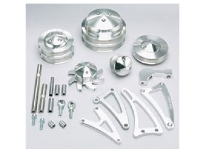 March Performance 30265 - March Ford 429-460 Ultra Serpentine Drive Kits
