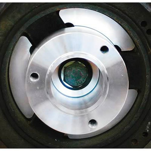 March Performance 355 - March Performance GM Crank Pulleys