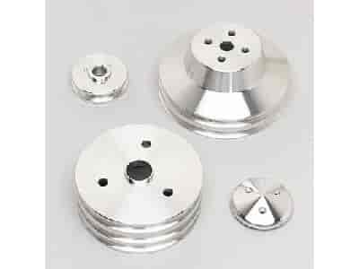 March Performance 5090 - March Chevy V-Belt Pulley Sets