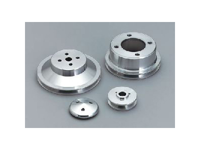 March Performance 7015 - March Chevy V-Belt Pulley Sets