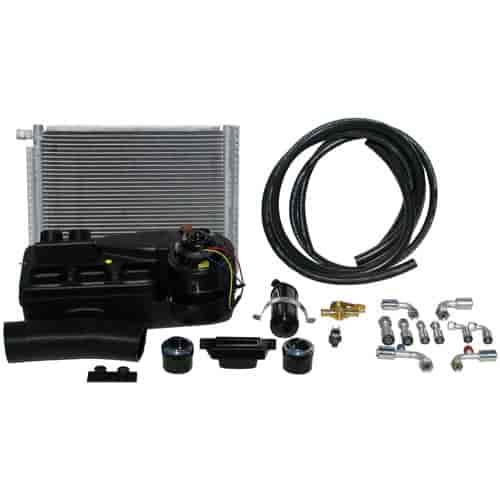 March Performance P6025 - March In-Dash & Under-Dash A/C and Heater Kits