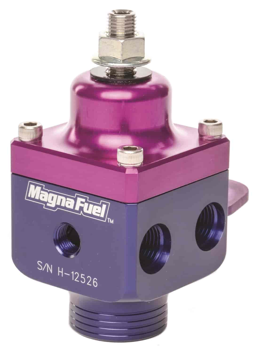 Magnafuel MP-9433 - MagnaFuel Carbureted Regulators & Fittings