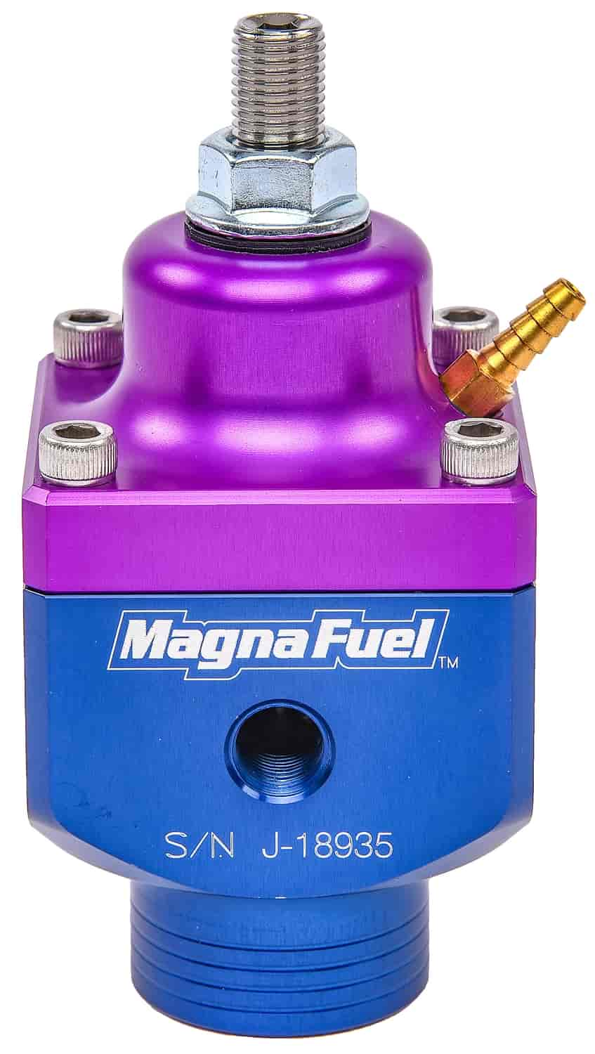 Magnafuel MP-9833-B - MagnaFuel Carbureted Regulators & Fittings