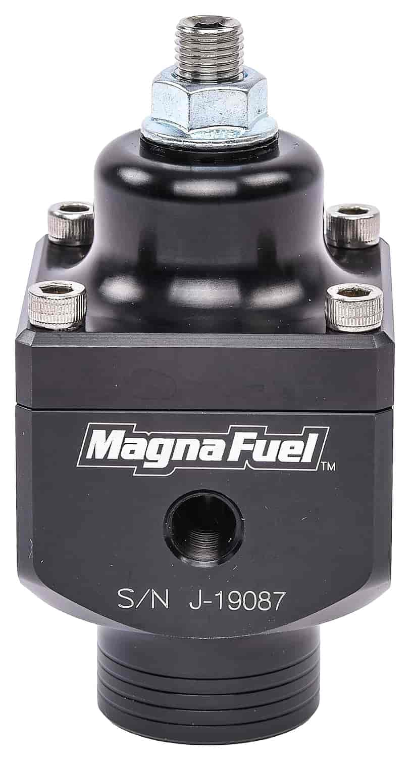 Magnafuel MP-9833-BLK - MagnaFuel Carbureted Regulators & Fittings