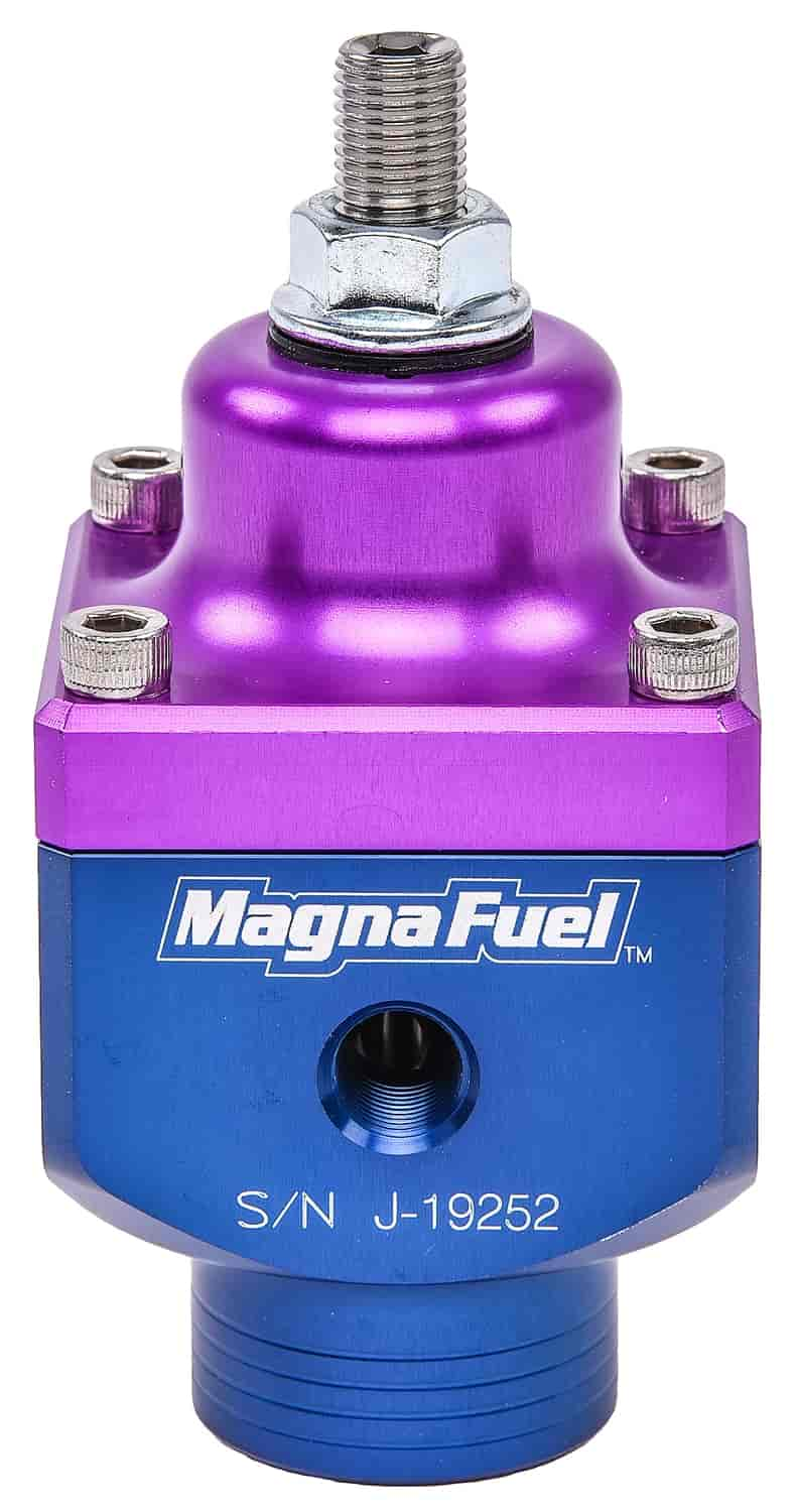 Magnafuel MP-9833 - MagnaFuel Carbureted Regulators & Fittings
