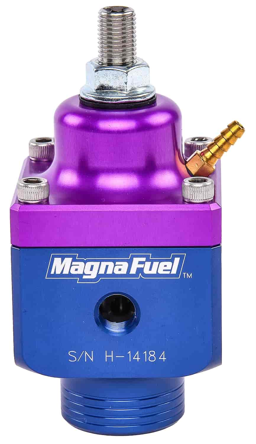MagnaFuel MP-9433-B - MagnaFuel Carbureted Regulators & Fittings