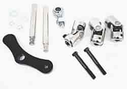 Unisteer 8050540 - Unisteer 1967-69 Camaro Steering Shafts and Components