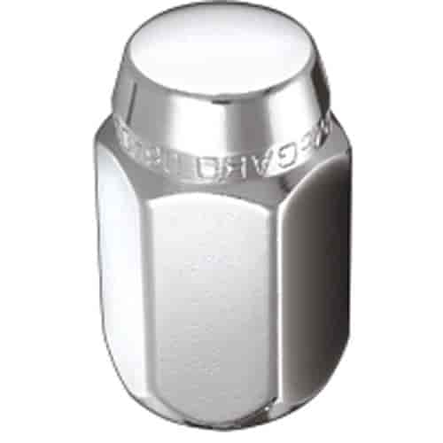 Box of 100 McGard 69400 Chrome Cone Seat Style Lug Nut 1//2-20 Thread Size