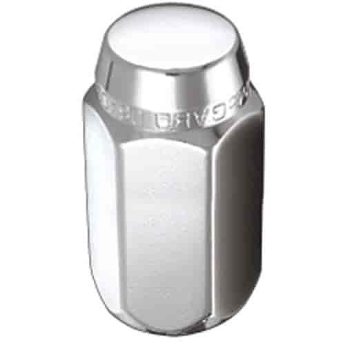 Box of 100 M12 x 1.25 Thread Size McGard 69403 Chrome Cone Seat Style Lug Nut