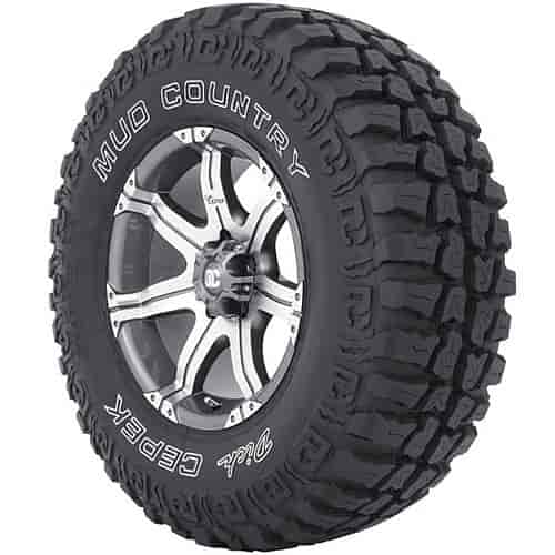 Mickey Thompson 21053 - Dick Cepek Mud Country Radial Tires