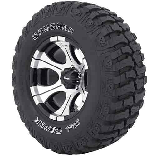 Mickey Thompson 31053 - Dick Cepek Crusher Radial Tires