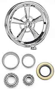 Mickey Thompson 5350001K - Mickey Thompson Pro-5 ET Drag Wheels