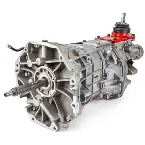 6 Speed Transmission >> Mcleod Tremec T 56 Magnum 6 Speed Transmission