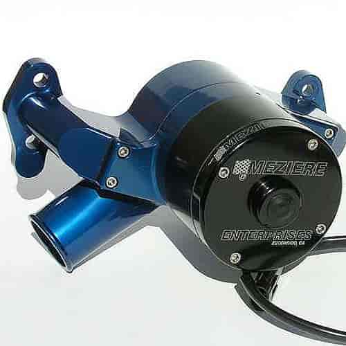 Meziere Wp301b 300 Series Electric Water Pump Sbc Jegs