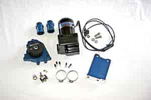 Meziere WPK50022 - Meziere Acura/Honda Remote Electric Water Pump Kit