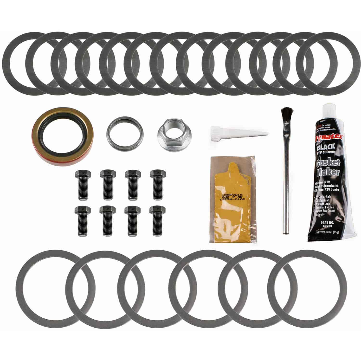 Motive Gear Ring And Pinion Installation Kit