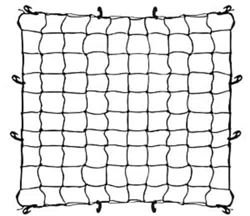 Bully CG-18 - Bully Roof Rack Cargo Net