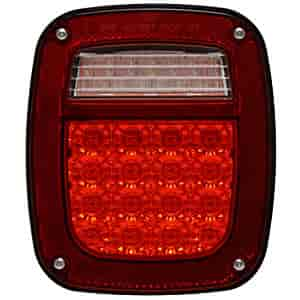 Bully NV-001LQ - Bully L.E.D. Jeep Tail Lights