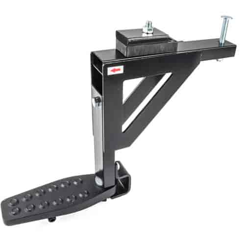 Bed Bug Bully Reviews >> Bully AS-550BLK: Universal Truck Bed Side Step with Powder ...