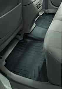 WeatherTech 440662 - WeatherTech DigitalFit Backseat Floor Liners