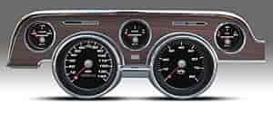 NVU: New Vintage 01717-01 - New Vintage 1967-68 Mustang Gauge & Panel Kits