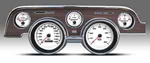 NVU: New Vintage 01717-03 - New Vintage 1967-68 Mustang Gauge & Panel Kits