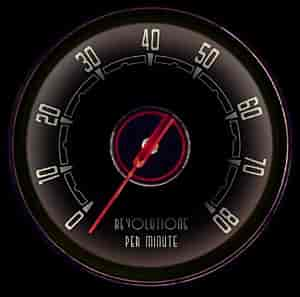 NVU: New Vintage 37151-01 - New Vintage Woodward Series Gauges