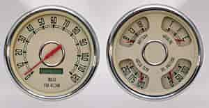 NVU: New Vintage 37205-02 - New Vintage Woodward Series Gauges