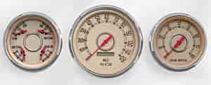 NVU: New Vintage 37332-02 - New Vintage Woodward Series Gauges