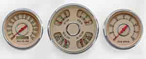 NVU: New Vintage 37334-02 - New Vintage Woodward Series Gauges