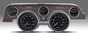 NVU: New Vintage 40717-01 - New Vintage 1967-68 Mustang Gauge & Panel Kits