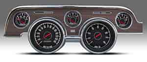 NVU: New Vintage 67717-01 - New Vintage 1967-68 Mustang Gauge & Panel Kits