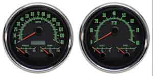 NVU: New Vintage 69253-01 - New Vintage 1969 Series Gauges