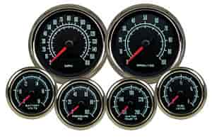 NVU: New Vintage 69601-30 - New Vintage 1969 Series Gauges